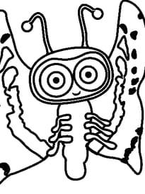 Nara Bug Waybuloo