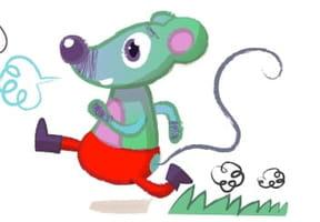 Dessiner la souris verte