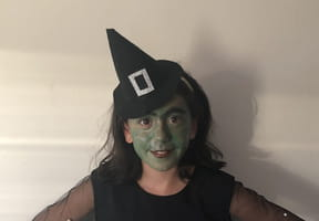 Chapeau de sorcière pour Halloween [VIDEO]