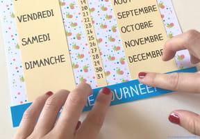 Fabriquez un calendrier éphéméride à imprimer [VIDEO]