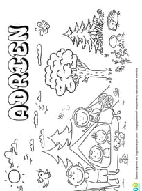Adrien prénom de garçon version 1