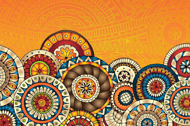 Coloriage mandala complexes sur - Coloriage mandale ...