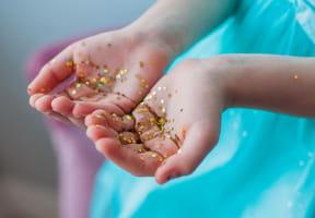 Paillettes: le top des glitters pour faire briller nos créations