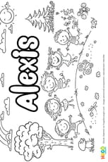 Alexis prénom de garçon version 4