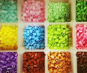 Le top des perles à repasser pour créer de petits objets