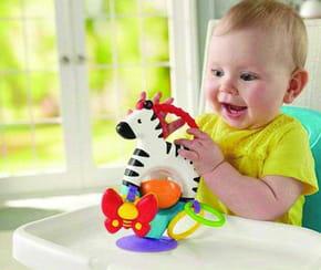 Jeux d'éveil: les meilleurs jouets pour bébé