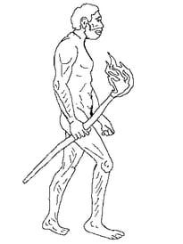 Homme Cro Magnon