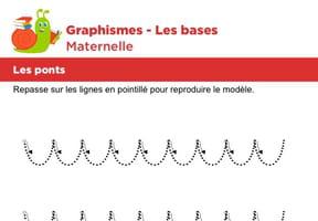 Les bases du graphisme, les ponts niveau 4