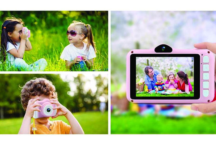 Les meilleurs appareils photos pour enfants