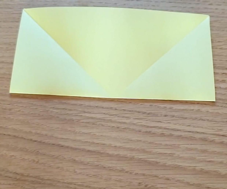 Papillon En Origami Pliage Papier Video