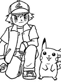 Pokémon sacha
