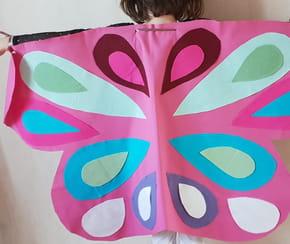 Déguisement de papillon