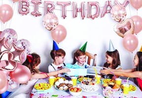 Les meilleurs kits d'anniversaire pour votre enfant