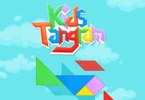 Jeu: Le tangram