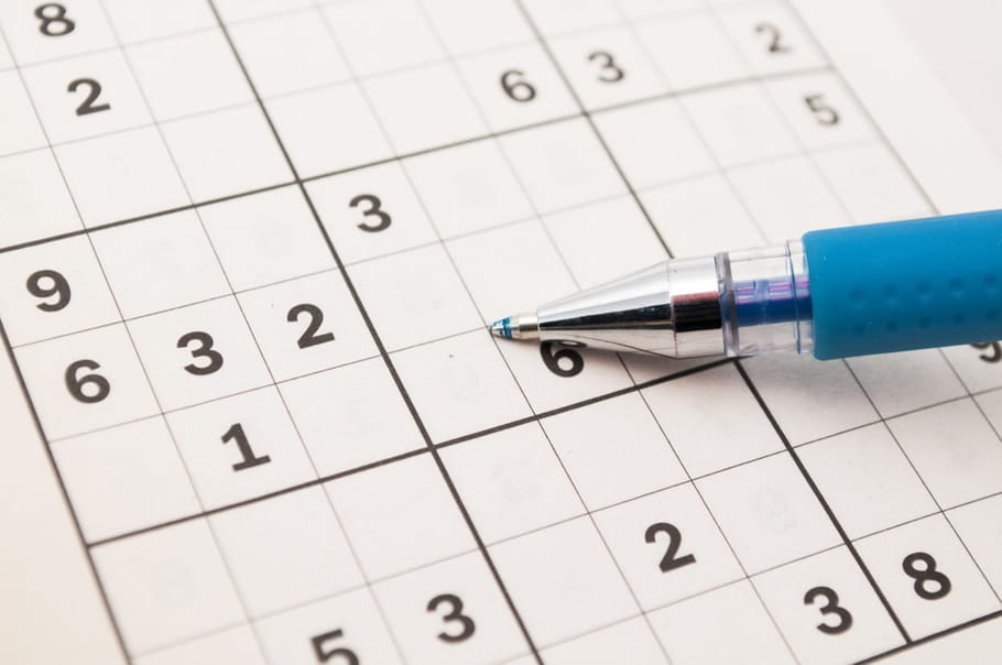 Sudoku: à imprimer et grilles de sudoku en ligne