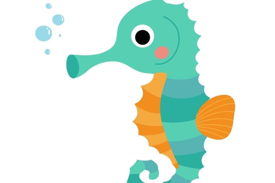 La Complainte De L'hippocampe, Chansons Pour Enfants Sur