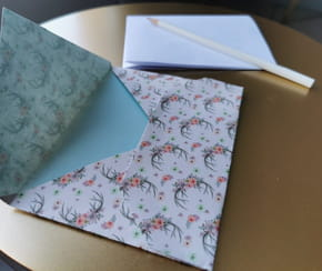 Fabriquer une enveloppe: la méthode facile