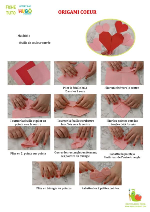 fiche-pliage-en-origami-d-un-cœur