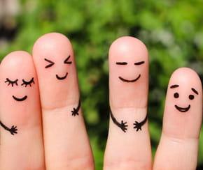 Comme les doigts de la main