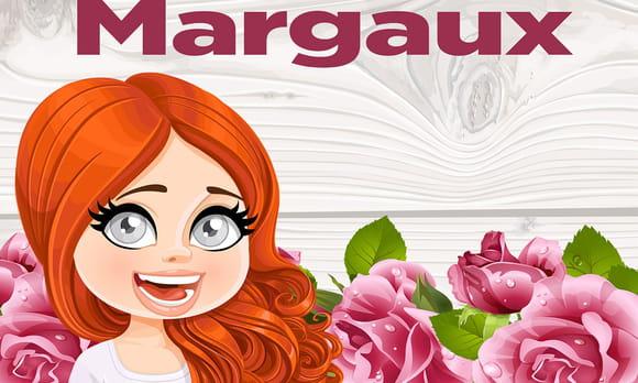 Margaux : prénom de fille lettre M