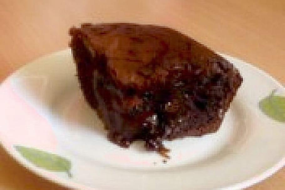 Gourmandine au chocolat