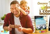 Fête des Pères - Coffret Wonderbox pour des parents en or