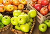 Comptine J'ai des pommes à vendre