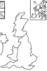 Coloriage Carte Royaume Uni En Ligne Gratuit à Imprimer