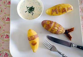 Pommes de terre déguisées