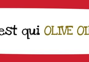 C'est qui Olive Oil?
