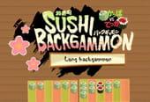 Jeu: Sushi Backgammon