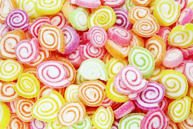 Coloriage bonbon et sucreries imprimer sur - Bonbon en dessin ...
