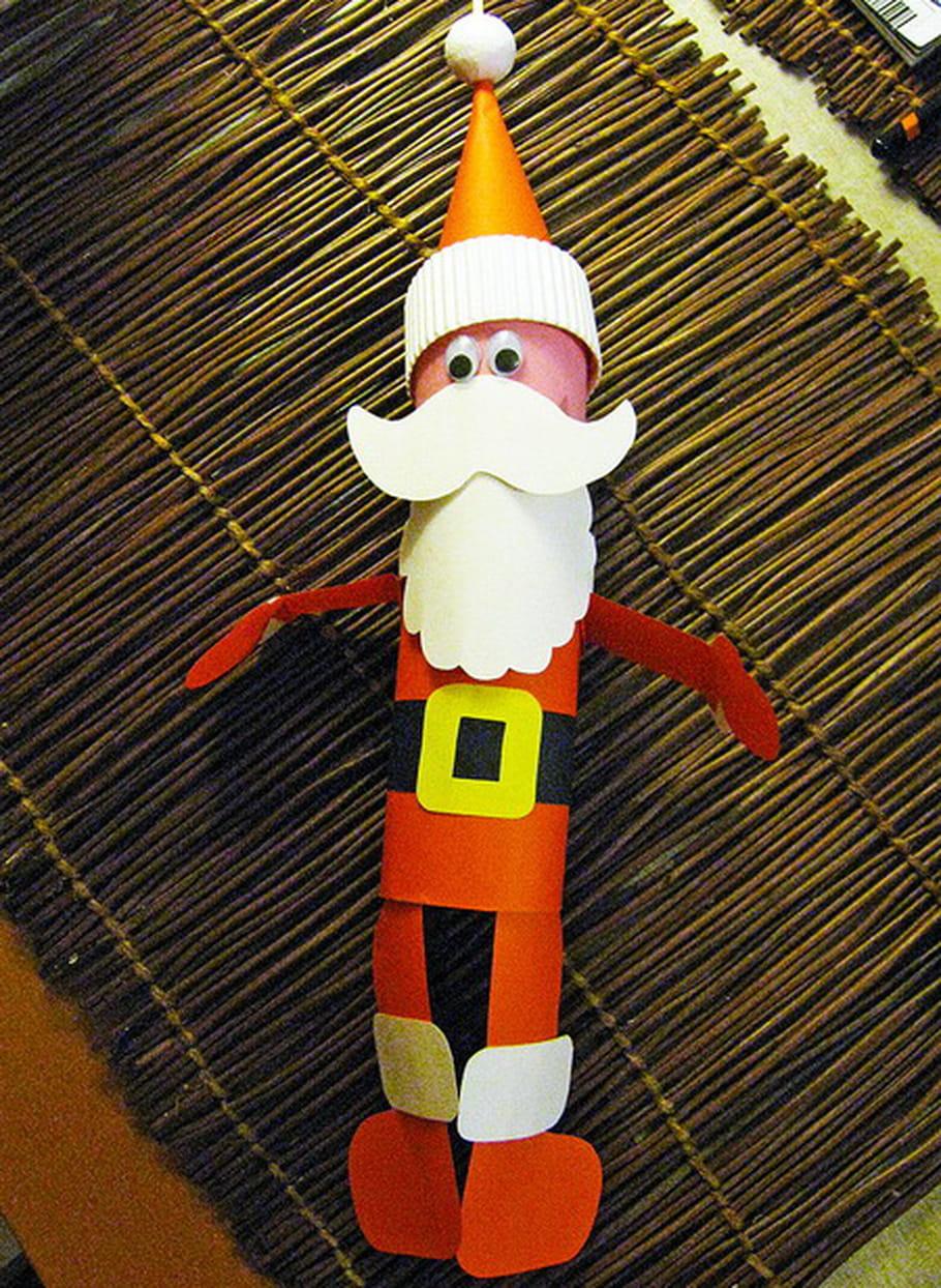 La marionnette Père noël