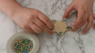 Étape 1: Décorez les biscuits sablés