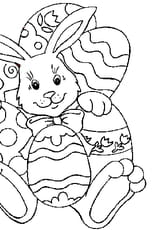 Pâques Lapin