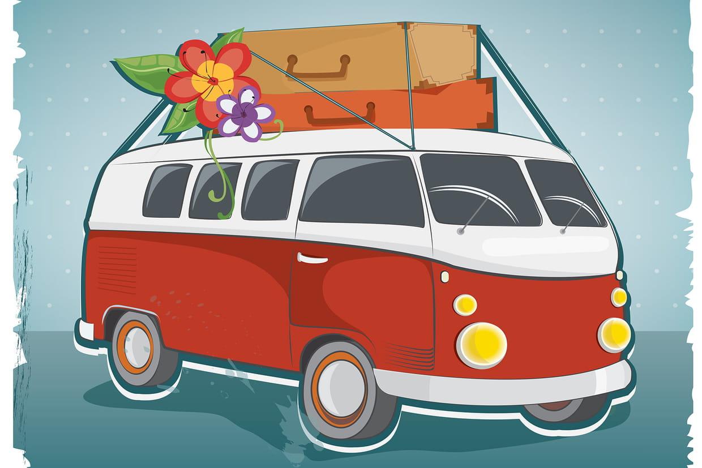 Résultats de recherche d'images pour «camping car dessin»