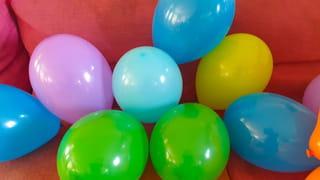Étape 2: faites le plein de ballons