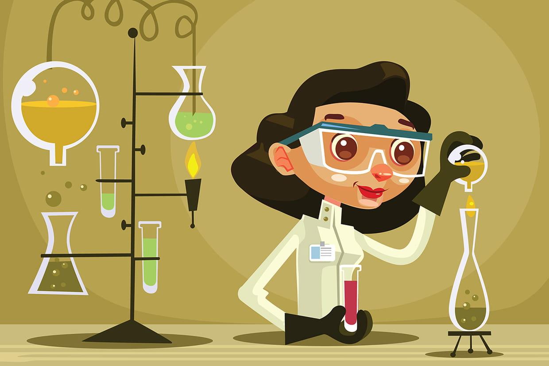 experience en science naturelle