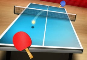 Jeu: Table tennis