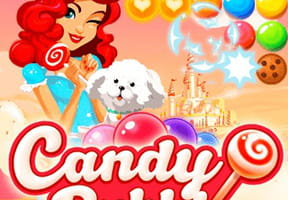 Jeu: Candy Bubble