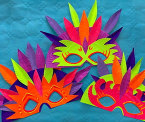 Masques de Carnaval [VIDEO]