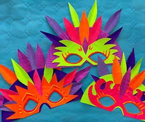 Masques de Carnaval [VIDEO]