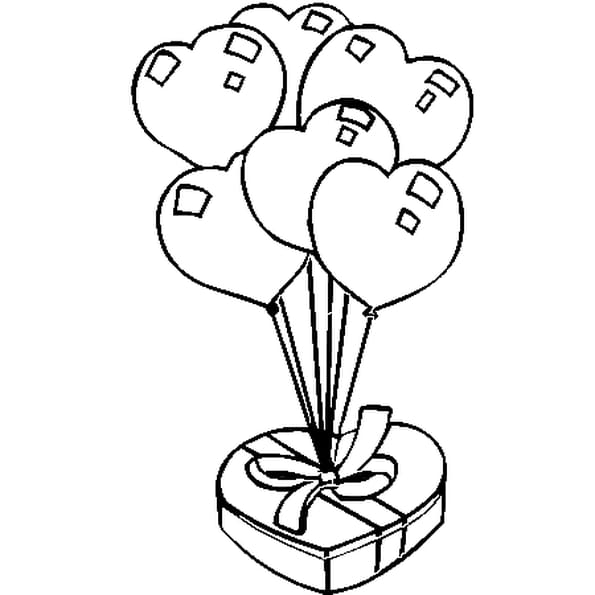 Coloriage coeur en ligne gratuit imprimer - Coeur en dessin ...