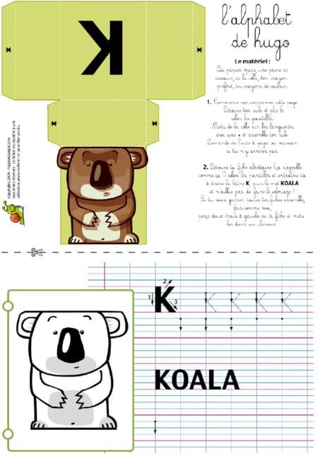 lettre-alphabet-k-apprendre-a-ecrire