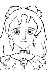 Coloriage princesse sarah en Ligne Gratuit à imprimer