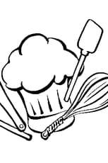Coloriage Ustensile de Cuisine