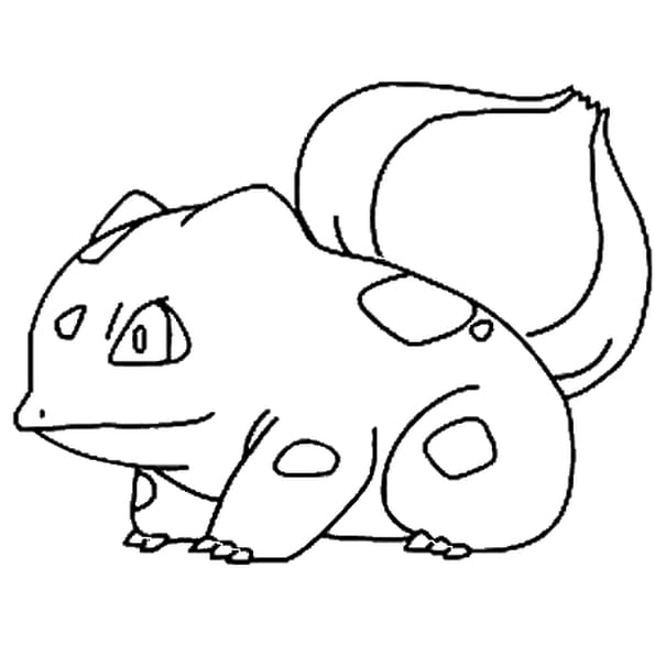 Dessin Simple Pokemon