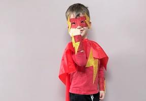Déguisement de Super Héros pour Carnaval [VIDEO]