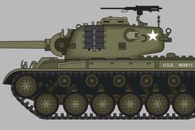 Tanks de la Deuxième Guerre mondiale