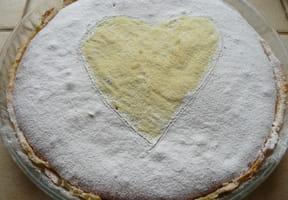 Gâteau surprise